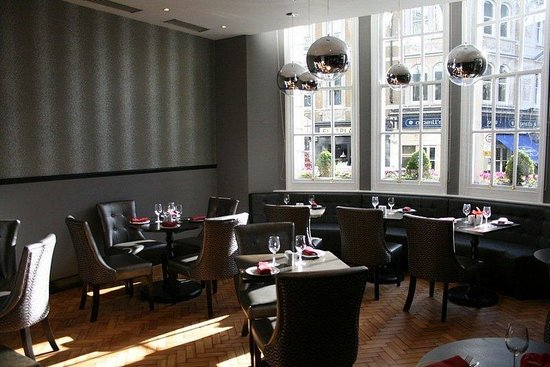 Courthouse Hotel: Carnaby Restaurant