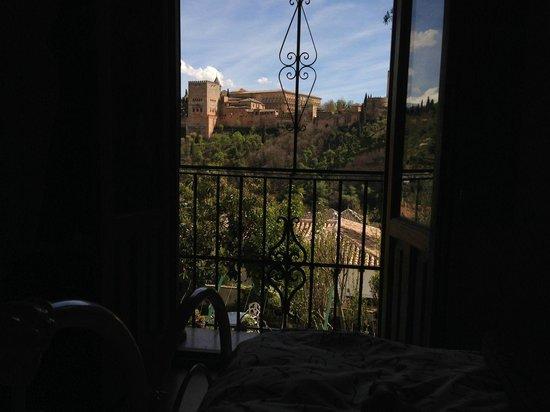Las-Tres-Terrazas: Buenos días Alhambra!