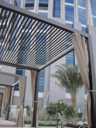 JW Marriott Marquis Hotel Dubai: área de lazer