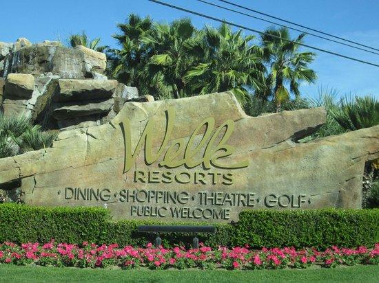 Welk Resort San Diego: Entrance