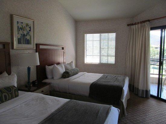 Welk Resort San Diego: 2nd Bedroom (Full Beds)