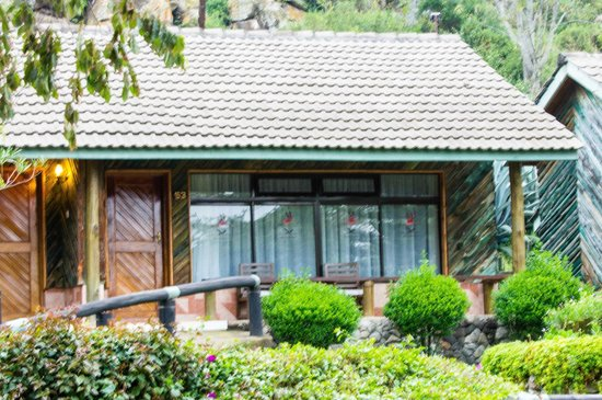 Lake Nakuru Lodge: Detached Room