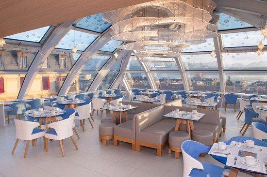 Agora Swiss Night : Breakfast Room