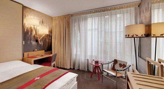Agora Swiss Night : Room