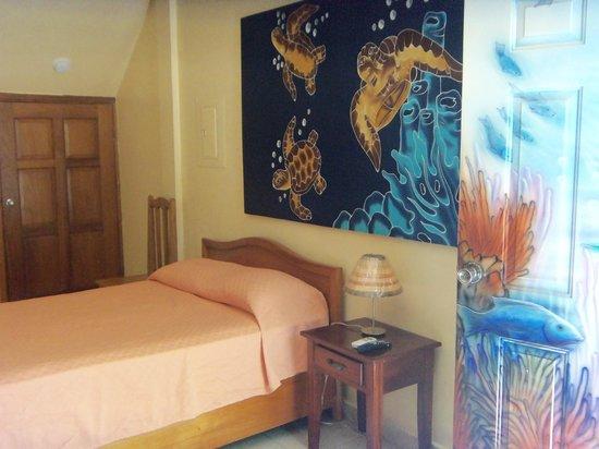 Hotelito Del Mar: habitación