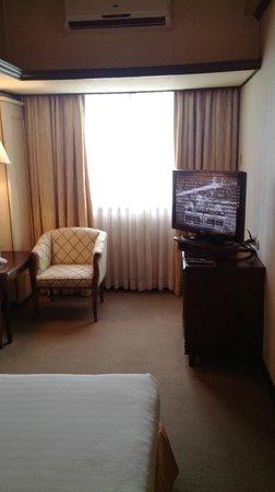 Networld Hotel Spa & Casino : ダブルの部屋です