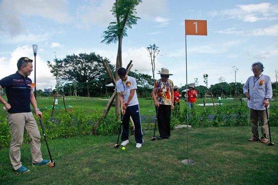 Hotel Royal Chiao Hsi: Royal Sky Park Golf