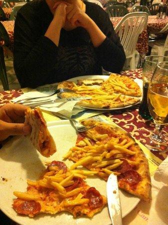 Ristorante Al Campiello: pizze
