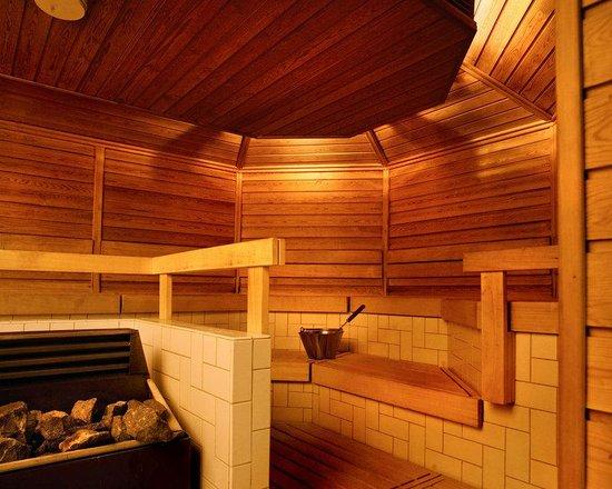 Hotel Rantapuisto: Sauna