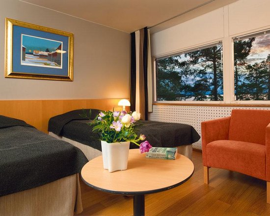 Hotel Rantapuisto: Standard Twin Room