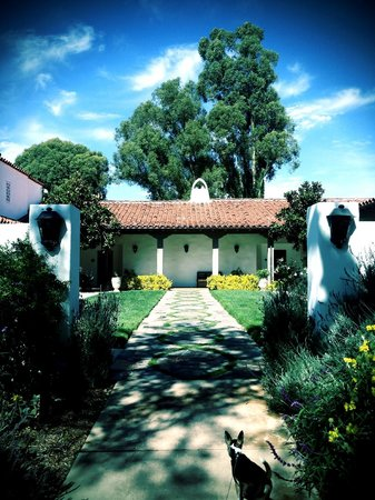 Ojai Valley Inn: beautiful grounds