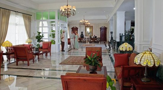 Luxury Bahia Principe Cayo Levantado Don Pablo Collection: Bp Cayo Levantado Lobby