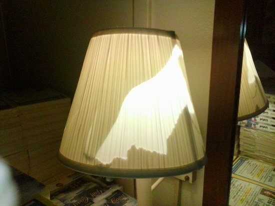 Gulfport Extended Stay Hotel: other lamp