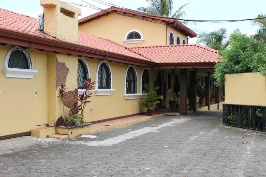 Casa Primo: Entrance