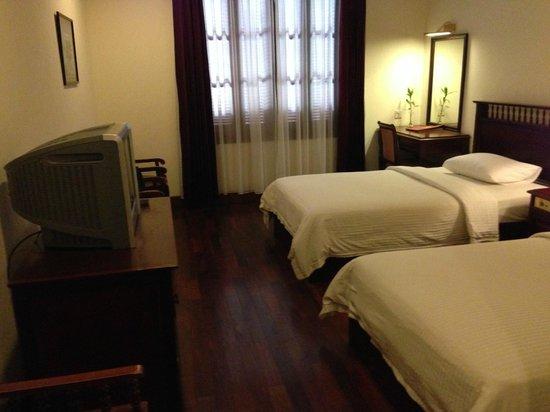 Steung Siemreap Hotel: ツイン