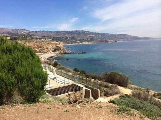 Terranea Resort: looking south