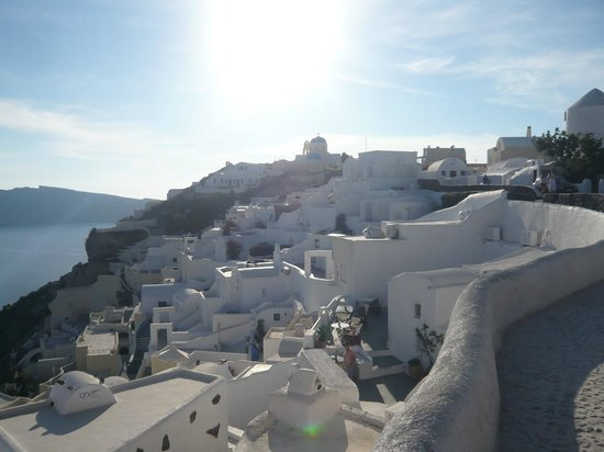 Alexander's Boutique Hotel of Oia: Our stay