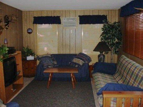 Cozy Quilt Motel : Suite