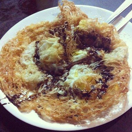 Muar Restaurant : Fried Egg