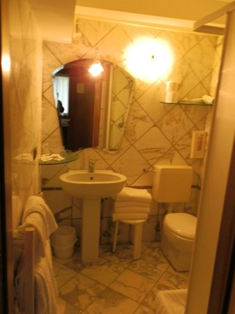 Casa ai Due Leoni: Toilet