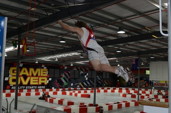 Game Over: Leap of Faith