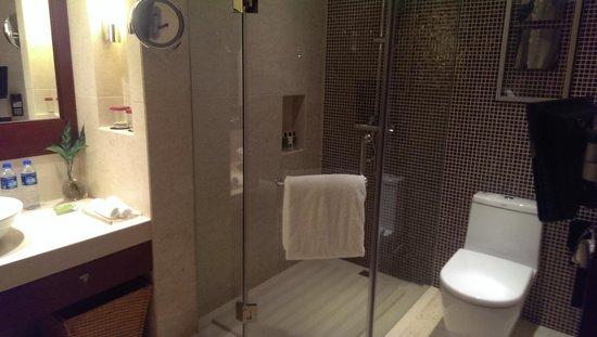 Crowne Plaza Science City : bathroom 1
