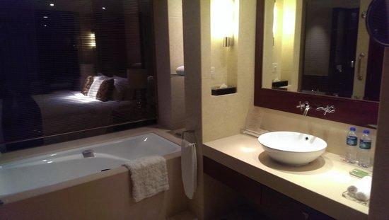 Crowne Plaza Science City : bathroom 2