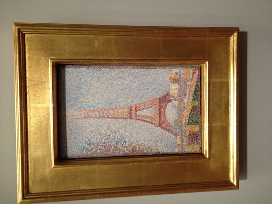 Legion of Honor: Captivating Pointilism