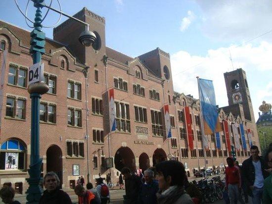Foto de la plaza dam msterdam museu do sexo tripadvisor for Hotel amsterdam economici piazza dam