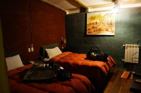 Hotel Jardines de Uyuni : habitacion