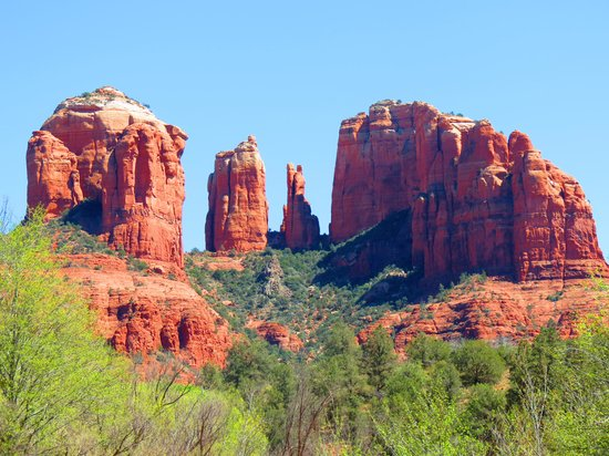 Cathedral Rock : Reflecting Pool