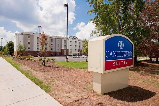 Candlewood Suites Athens-GA: Candlewood Suites Athens Ga Hotel Exterior