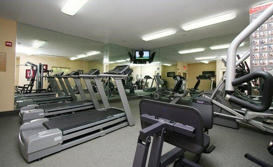 Candlewood Suites Athens-GA: Candlewood Suites Athens GA on site Fitness Center