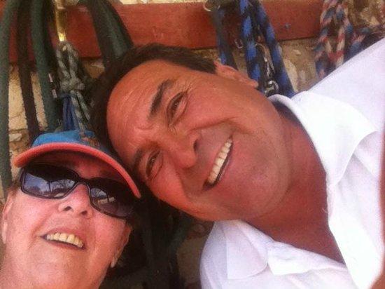Horseback Mexico: Bobby and me