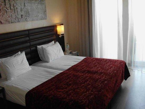 Eurostars Budapest Center Hotel: room