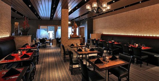 Grand Lodge at Brian Head: GLBH Leany's Steakhouse