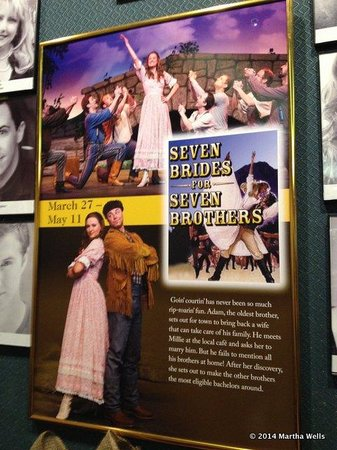 Dutch Apple Dinner Theatre : show poster