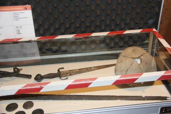 Matterhorn Museum - Zermatlantis: Artifacts collected at Matterhorn Museum  |  Kirchplatz, Zermatt 3920, Switzerland