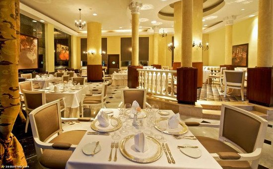Iberostar Grand Hotel Rose Hall: Restaurant