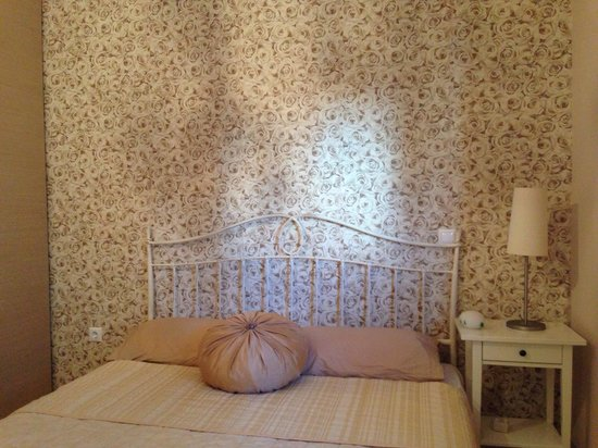 Aegean Residence: Bedroom