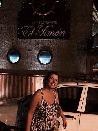 El Timon: Rest El Timón excelente atención , la comida deliciosa