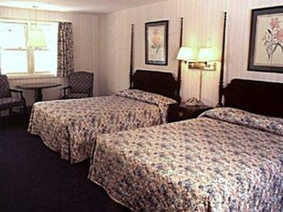 Villager Motel: Guestroom