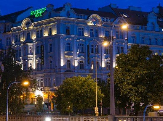 Mamaison Riverside Hotel Prague : Mamaison Hotel Riverside bynight