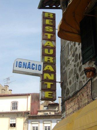 Restaurante Inácio : Fachada