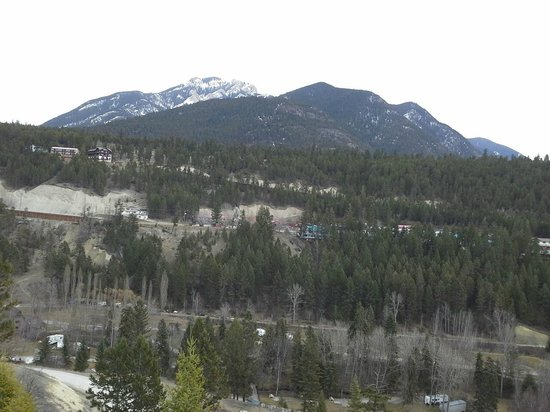 Gables Motel: Radium BC