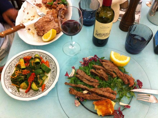 Ristorante Al Grottino: Super almoço