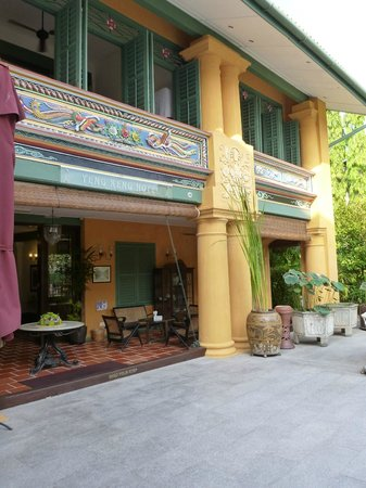 Yeng Keng Hotel : Front of Hotel