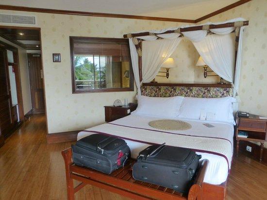 InterContinental Tahiti Resort & Spa: Our room