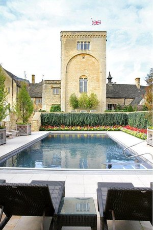 Ellenborough Park: Outdoor Swimming Pool