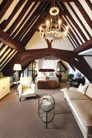 Ellenborough Park: Istabraq Suite